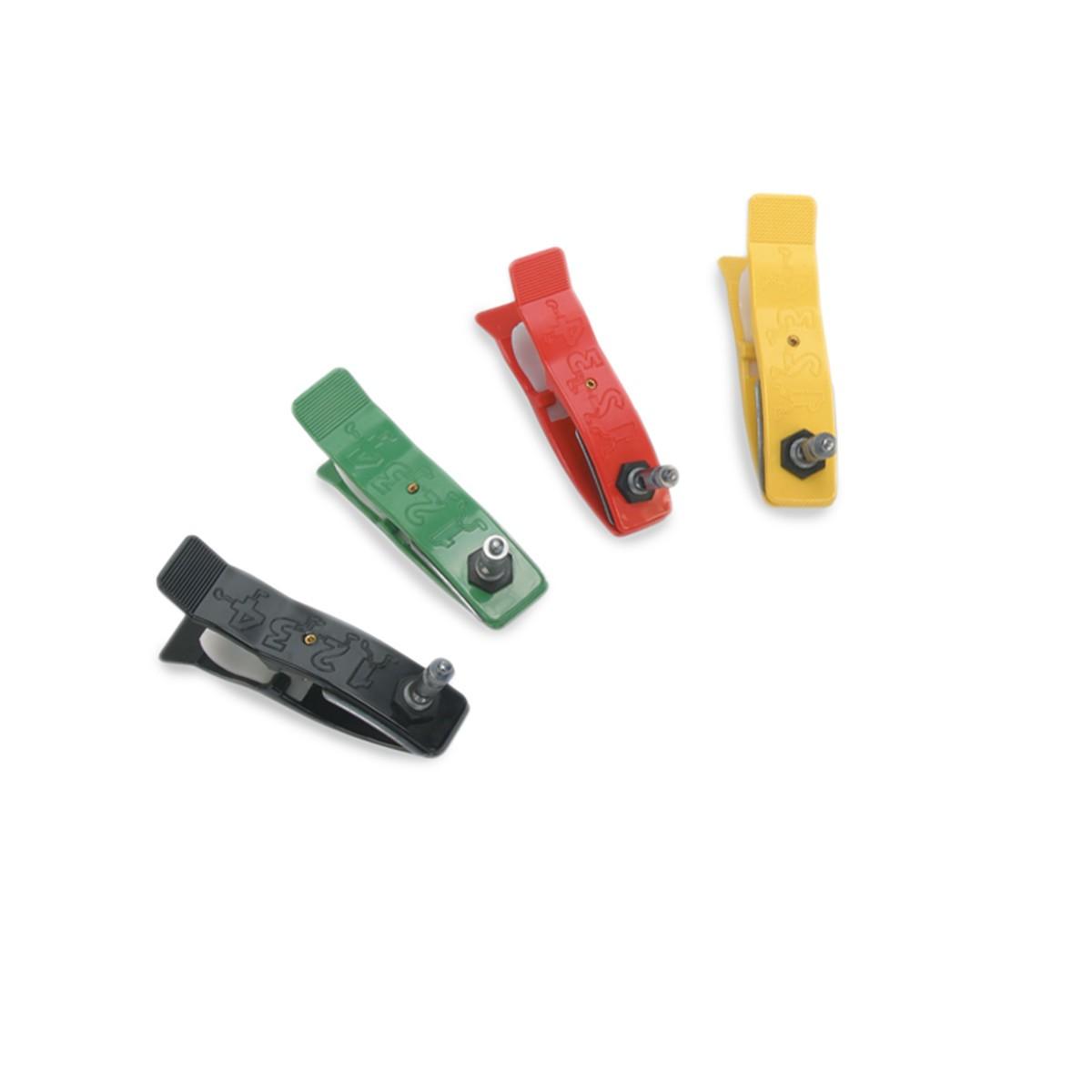 Elettrodo Periferico a Pinza Pediatrico - 4 pezzi